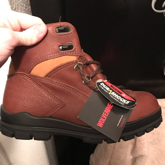 4fecf76db0b Wolverine boots. NWT. NWT
